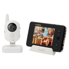 The best video baby monitor we love it!
