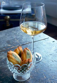 Madeleines à la polenta et à la sauge | La Petite Casserole