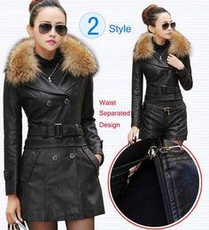 Detachable Leather Jacket