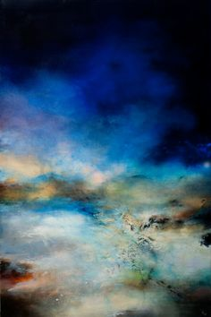 "Saatchi Online Artist: Chris Veeneman; Oil, 2012, Painting ""25.5.2012"" #art #inspiration"