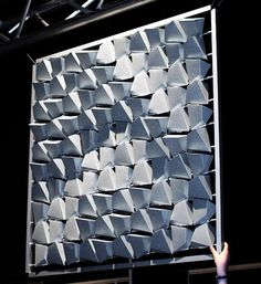 FLARE - Kinetic Ambient Reflection Membrane