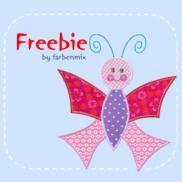 Schmetterling (Freebie)