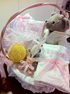 Bordados Personalizados. #Regalos Bebé #babygifts