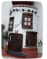 tejas decoradas -
