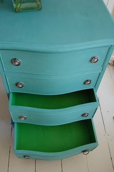 annie sloan antibes green painted furniture | Antibes Green Interiors