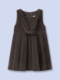 Thank goodness I don't have a girl, because I would be bankrupt. OMG.    Jacadi Girl Archange Pinafore Dress