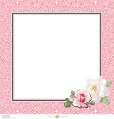 Anna Griffin > Floral Circle Paper - Eleanor - Anna Griffin: A Cherry On Top
