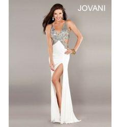 $450.00 Jovani Prom Dress at http://viktoriasdresses.com/ Through John's Tailors