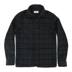 The Project Jacket, Blackwatch Pendleton Wool