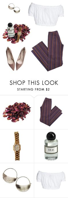 """""""soft lilac"""" by bluejulien ❤ liked on Polyvore featuring Etro, Rolex, Lila Rice, GERMAN PRINCESS and Reiss"""