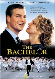 The Bachelor Poster Image from IMDb Chris O''Donnell, Renee Zellweger, Hal Holbrook, Ed Asner USC Location: Doheny Library, Hahn Plaza We Movie, Film Movie, Wedding Movies, Renee Zellweger, Chick Flicks, Movie Poster Art, Romance Movies, Movie Collection, Finding Nemo