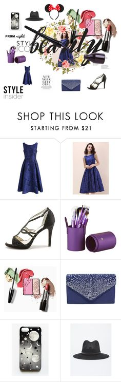 """Prom Night Outfit"" by ibur-7snowflakes ❤ liked on Polyvore featuring Chicwish, Caparros, Rianna Phillips, Prom and Night"
