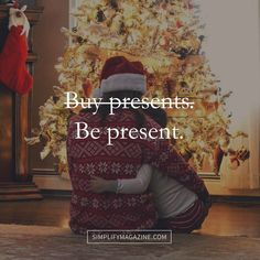 And if you do buy presents why not choose Canadian handmade? Christmas Is Coming, Little Christmas, Xmas, Minimal Christmas, Learning To Say No, Family Organizer, Set You Free, Good Parenting, Christmas Quotes