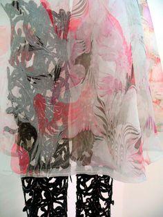 Marit Fujiwara – Sculptured Contours