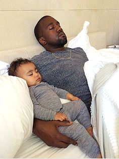 "10 Best Celeb Quotes This Week |  | ""This is what life is about!""– Kim Kardashian, sharing a sweet photo of husband Kanye West napping with 1-year-old daughter North, on Instagram"