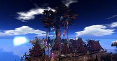 Fantasy Faire 2014 - The Faery Court Giant Tree, Cycle Of Life, Faeries, Sims, Times Square, Fantasy, Explore, Travel, Viajes