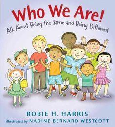 New York Times best-selling author Robie H. Harris helps preschoolers understand…