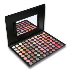88 Metal Eyeshadow Palette