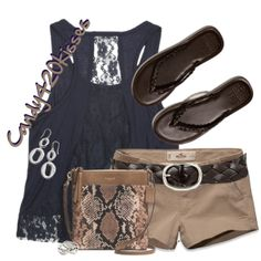 """Untitled #256"" by candy420kisses on Polyvore"