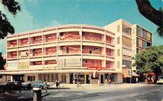 Israel - TEL AVIV - Ben-Yehuda Street - Publ. Isranof 207 | eBay City Architecture, Tel Aviv, Israel, Multi Story Building, Street View, Ebay, Vintage, Vintage Comics, Primitive