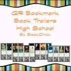 QR Code Bookmark Book Trailers for High School