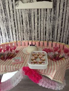 Lucy baby shower table bump cake and dummy cakes made by me the rest was Charlotte xx love the pop corn xx