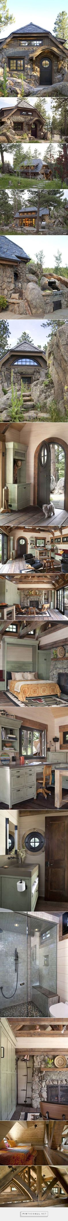 450 Sq. Ft. Small Mountain Cottage | Tiny House Pins... - a grouped images picture - Pin Them All http://tinyhousepins.com/450-sq-ft-small-mountain-cottage/