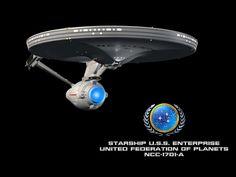 NCC-1701-A USS ENTERPRISE
