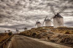 Ruta de los molinos de Don Quijote de la Mancha