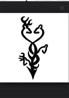 Deer family tattoo :)