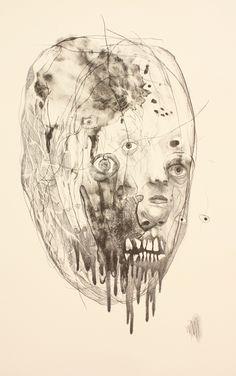 RACHEL NIFFENEGGER- lithograph