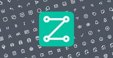 Zest #Free - 200 icons! | An #opensource library of 200 premium #icons! Each icon has been meticulously handcrafted Mit License, Open Source, Icon Set, App, Free Stuff, Learning, Iphone, Ios Icon, Studying