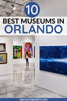 Click to find a list of the top 10 museums in Orlando Florida for some Orlando staycation ideas and some of the top things to do in Orlando. These Orlando Florida museums need to be on your list of things to do in Orlando. There are Orlando museums kids will love to add to your Orlando family vacation or use for the perfect Orlando staycation. #orlando #museums #orlandoflorida | Orlando Museum of Art | Orlando Science Center | Orlando art museum | Orlando science museum Best Vacation Spots, Family Vacation Destinations, Florida Vacation, Florida Travel, Best Vacations, Travel Usa, Family Vacations, Vacation Villas, Travel Destinations