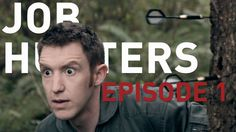 Job Hunters - S1 Ep 1: Safe House  Job Hunters is a dystopian comedy web series set in the near future about a world in which college graduates are sent to report to MAEWIN - a program designed to match recruits with job based on their ability to fight their peers in an arena from 9-5 each day.   It's not who you know... but how you kill.