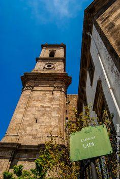 Iglesia de Nossa Senhora da Lapa en Oporto | Turismo en Portugal (shared via SlingPic)
