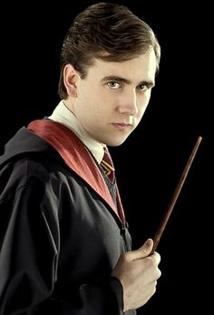 Neville! Lol! It's true though, cuz I'm clumsy and awkward. Said I have a big heart though, and I'm loyal