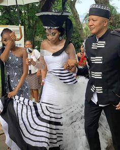 STUNNING XHOSA ATTIRE STYLES WITH MODERN FABRICS African Wedding Dress, African Print Dresses, African Fashion Dresses, African Dress, Xhosa Attire, African Attire, African Fashion Traditional, Traditional Wedding Dresses, Africa Fashion