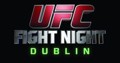 Extra tickets for UFC Dublin will go on sale tomorrow morning at 10am BST | TalkingBrawlsMMA.com
