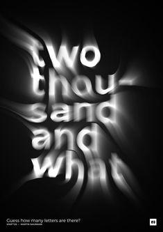 Weekly Work Pieces 2018 on Behance Typo Poster, Typography Poster Design, Graphic Design Posters, Graphic Design Inspiration, Poster Designs, Web Design, Book Design, Layout Design, Print Design