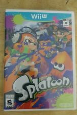 Splatoon Nintendo Wii U Game