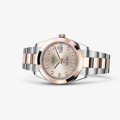 Dieses und weitere Luxusprodukte finden Sie auf der Webseite von Lusea.de New Rolex 2016 Datejust 41