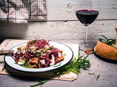 Punaviinipasta kahdella juustolla Pasta Recipes, Food, Essen, Meals, Yemek, Eten