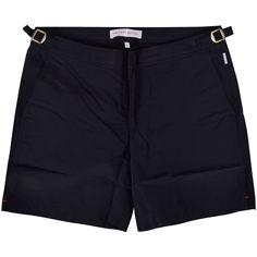 ORLEBAR BROWN Orlebar Brown Black Bulldog Swim Shorts - Men from Brother2Brother UK