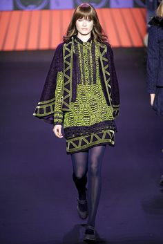 Anna Sui Fall 2011 Ready-to-Wear Collection Photos - Vogue