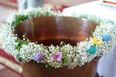 Flowers of Soul: Decor cristelnita Baby Shower Baskets, Flowers, Baby Boy, Wedding, Decor, Bebe, Valentines Day Weddings, Decoration, Weddings