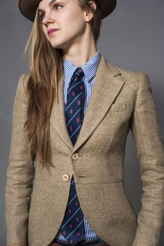 97 Best and Stylish Business Casual Work Outfit for Women - Biseyre Estilo Dandy, Estilo Tomboy, Tomboy Stil, Preppy Mode, Preppy Style, My Style, Business Outfits, Business Attire, Fall Fashion Trends