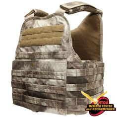 Plate Carrier I bought before my last set of training.  WELL worth the money to wear this instead of the junk the Army issues.  It was insanely comfortable in the field, and a lot more lightweight.