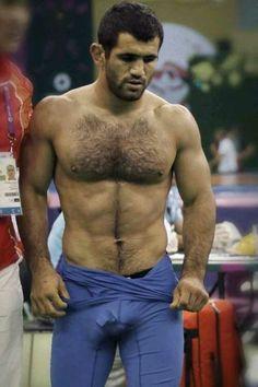 big dick muscular mænd