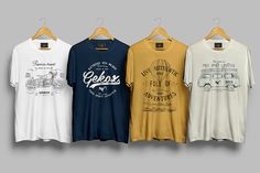 Gekox apparel on Behance