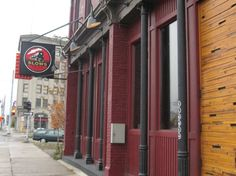 Slow's BBQ, Corktown, Detroit, MI. Try the Yard Bird and The Reason sandwiches.